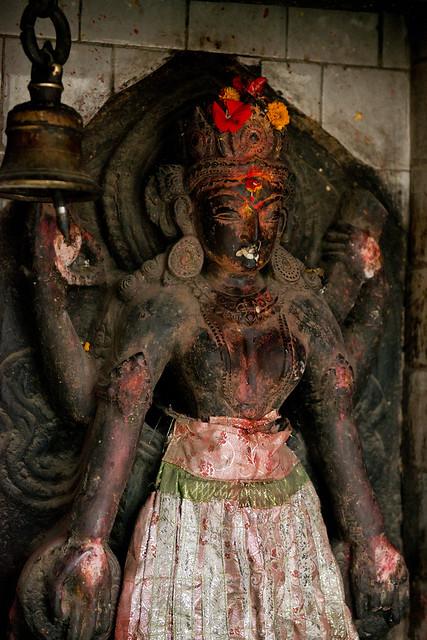 NPL - Hindu goddess - Patan