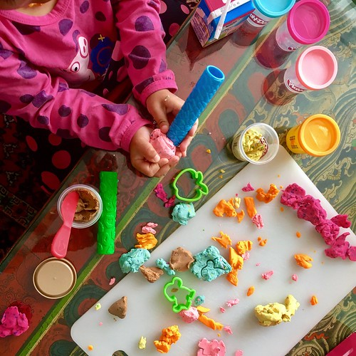 Playing and Learning Is Often a Messy Affair   by ToGa Wanderings