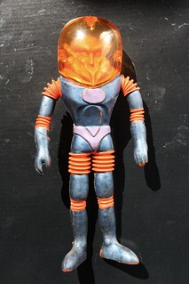 The Outer Space Men - Xodiac (Colorforms 1968)