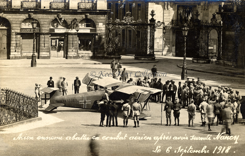 A Hannover Cl Iiia Exposited On The Place Stanislas At Nan Flickr
