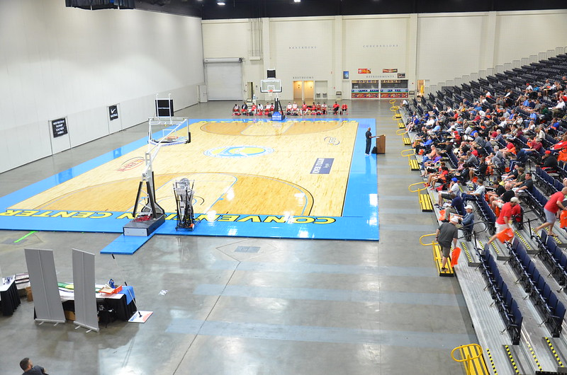 Nike Basketball Clinic