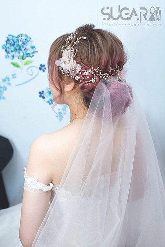 新秘筱涵/新娘秘書小涵造型   by dear-wedding