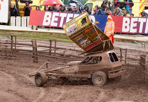 FWJ in the mud Sheffieldc Brisca F1