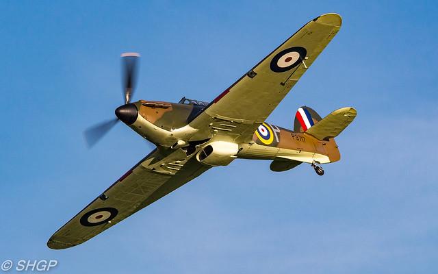 Old Warden Evening Airshow 17 Jun 17
