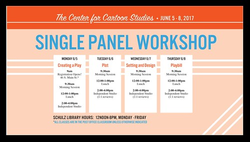 Single Panel Workshop with Hilary Price