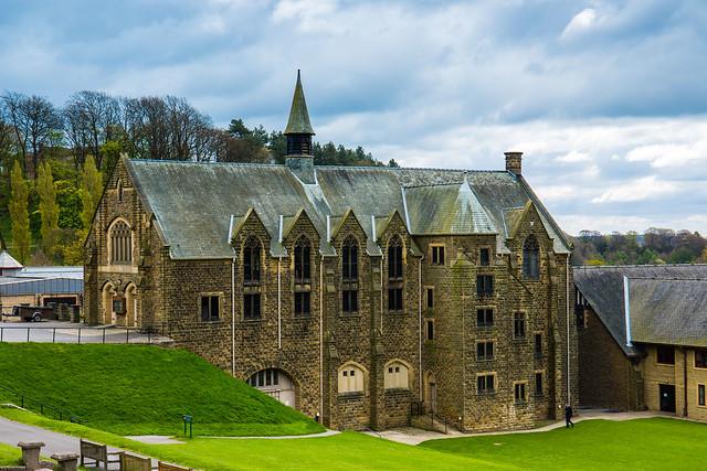 Ampleforth  College (Hogwarts House)