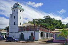 La mosquée de Mtsapéré (Mayotte)