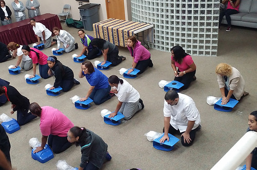 CPR Class | by HEALTH, SAFETY & SECURITY TRAINING CENTER