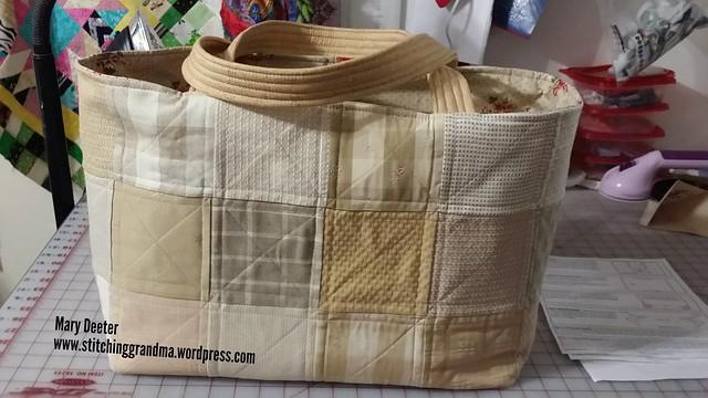 New Chubby charmer bag