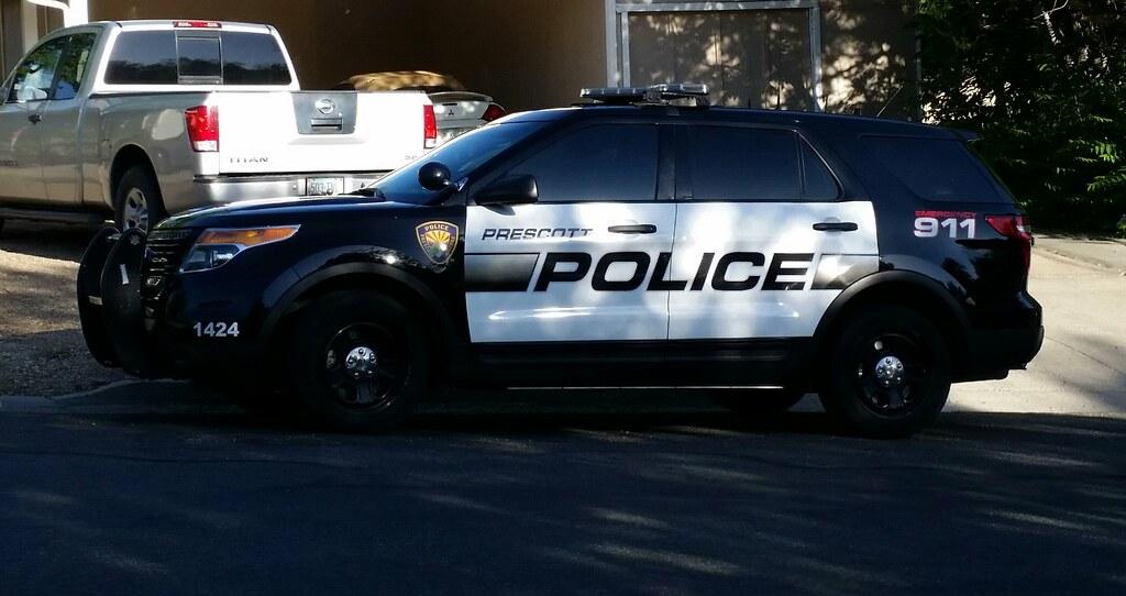 City of Prescott - Police 1424...