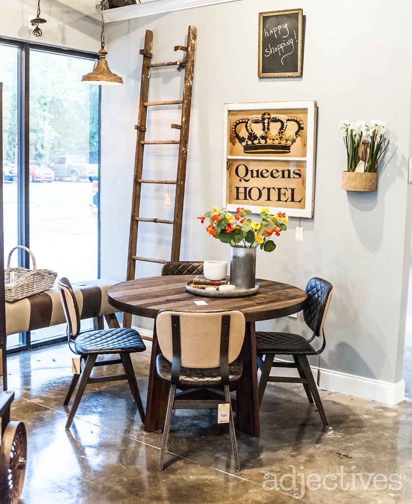 Vintage Kitchen and Dining Sets, Handmade Lights plus so ...