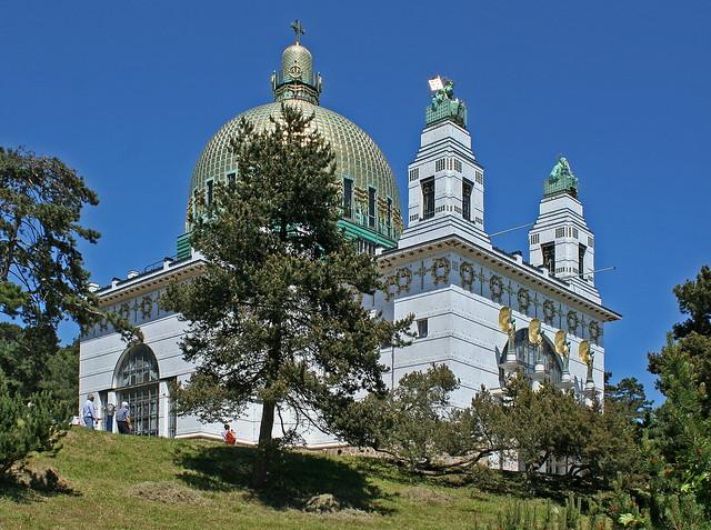 Die Kirche am Steinhof