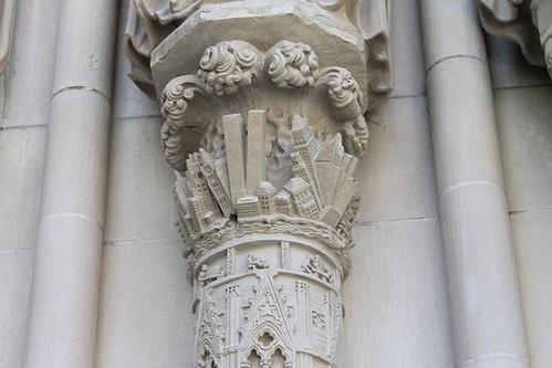 coluna church igreja usa newyorkcity nyc ny wtc 911 worldtradecenter joekincannon escultor cathedralofstjohnthedivine catedral catedraldesãojoãoodivino catedraldenovayork cathedralofsaintjohnthedivine