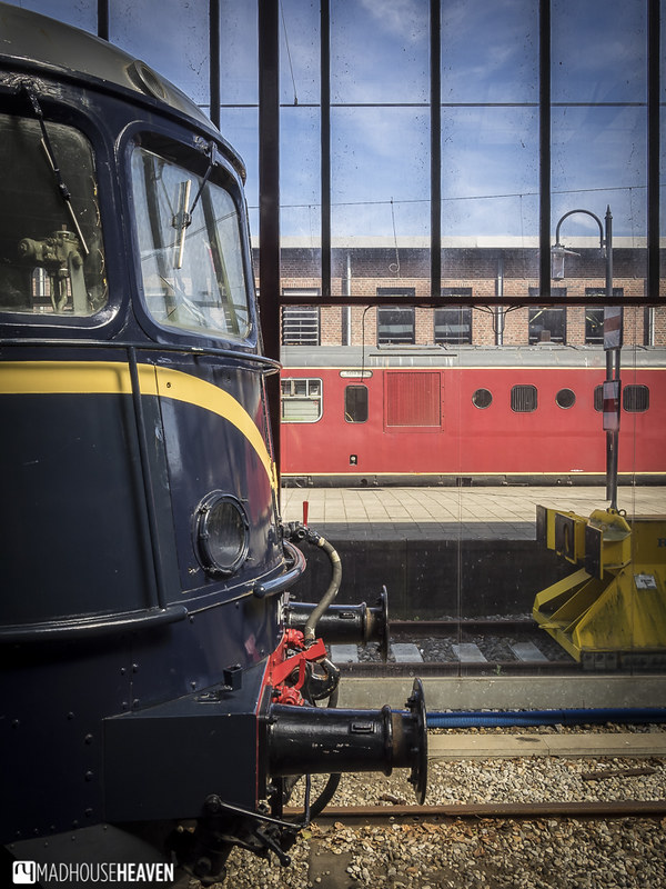 Railway Museum - 0156