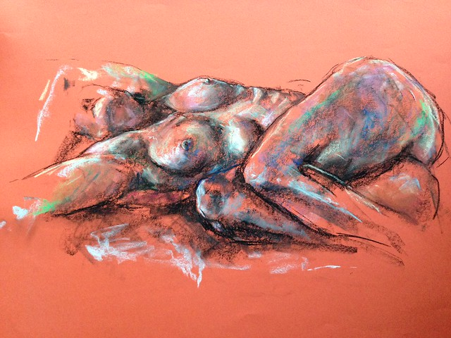 life drawing in Leytonstone