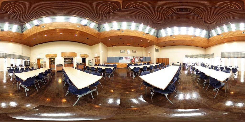 Wolfson Dining Hall