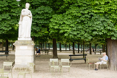 day thirty: jardin de luxembourg