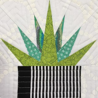 Aloe Pic 2 | by Modern Quilting by B