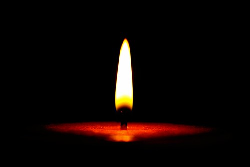 A Candle in the Dark   by Bodomi