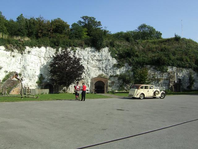 Fort Amherst, Chatham