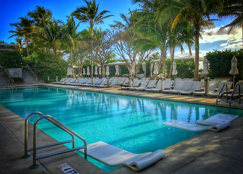 Miami Beach, Florida (The Edition Hotel, Ritz-Carlton, AC Hotel and the St. Regis Bal Harbour)
