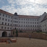 Schlosshof Colditz