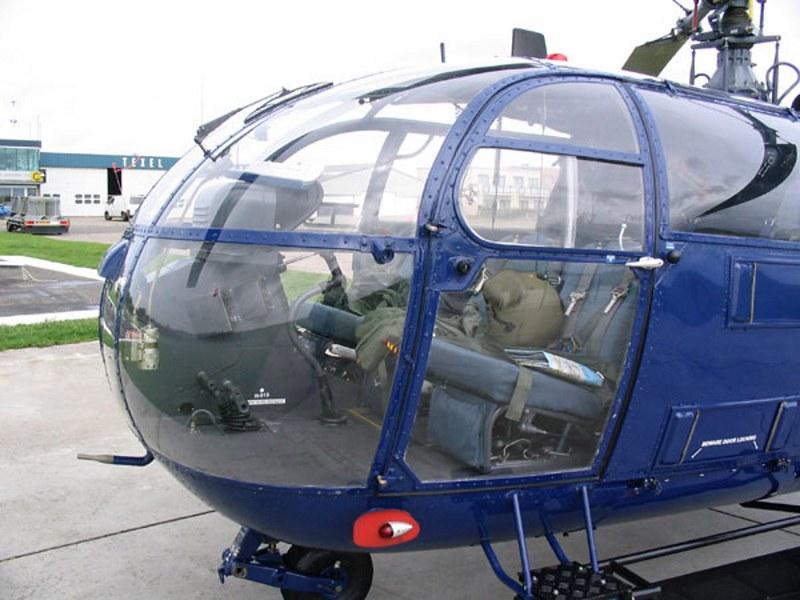 Alouette III 5