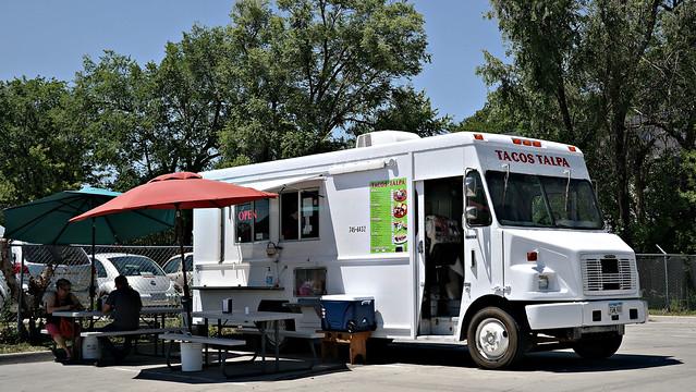 Tacos Talpa in Des Moines, Iowa