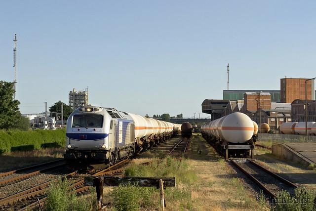 Europorte 4005 Tessenderlo