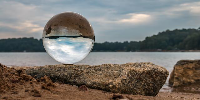 Lake Lanier Sphere (6881)
