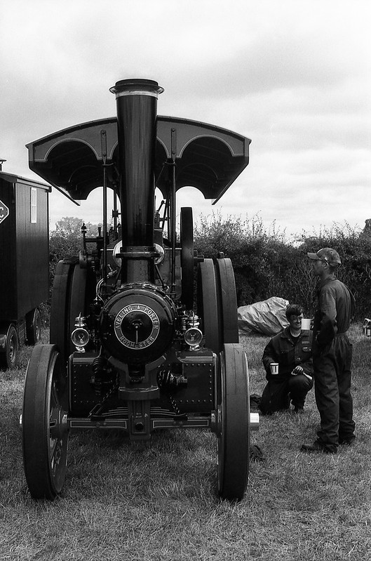 FILM - Sheffield Steam Rally 2017-15
