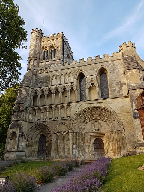 Dunstable Priory,