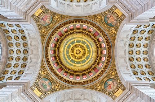 Rhode Island State House Rotunda #1