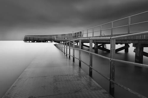 copenhagen sea water sky pier longexposure formatthitech nd landscape seascape