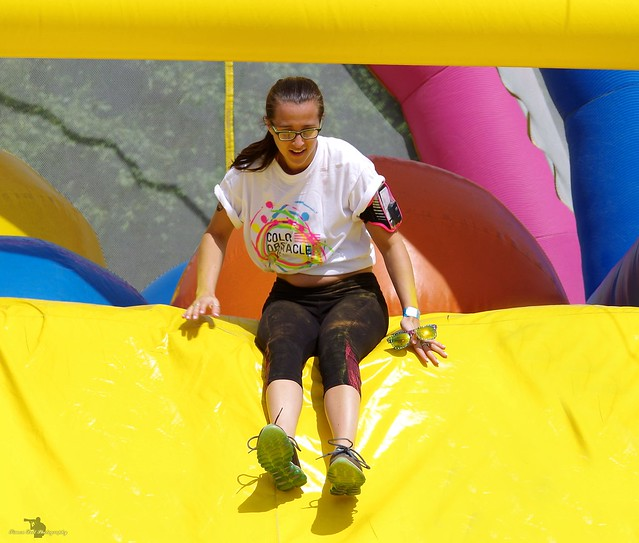 Rother Valley Country Park Color Obstacle Rush 2017  (70)