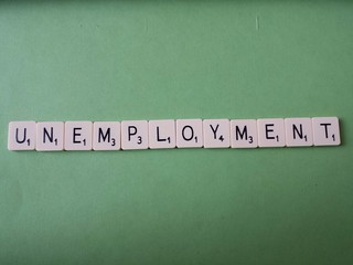 Unemployment Scrabble | by jeffdjevdet