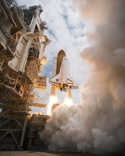 STS-135 Launch | by NASA on The Commons