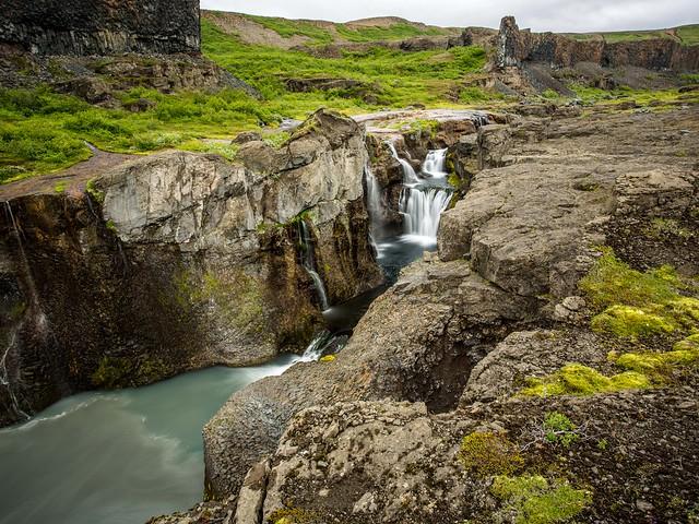 Vigabargsfoss Iceland