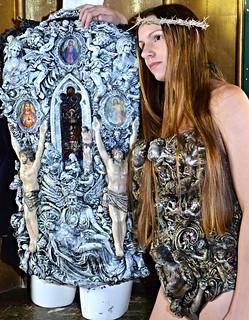 fineart fashion  Wearable sculpture