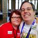 Brickvention 2017- Selfie with Sue Ann.jpg by Bill Ward's Brickpile