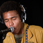 Thu, 08/06/2017 - 10:14am - Benjamin Booker Live in Studio A, 6.8.17 Photographer: Veronica Moyer