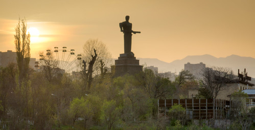 raw tonemapped hddr monument yerevan armenia sunrise motherarmenia southcaucasus2017