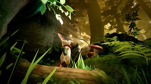 Moss   by PlayStation.Blog