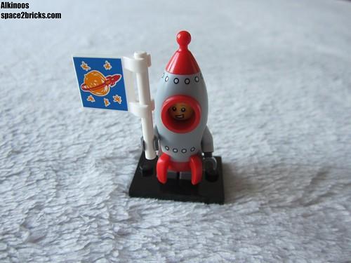 Lego minifigures S17 p27