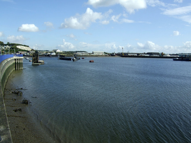 The Medway at Strood