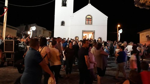 Festas em Honra Srª Auxiliadora, Santa Bárbara e São Vicente