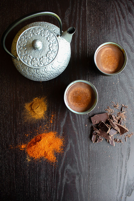 Mayan Hot Cocoa