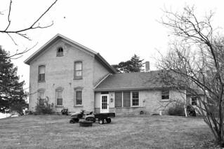 Harms J. Casten and Magaretha Farmhouse