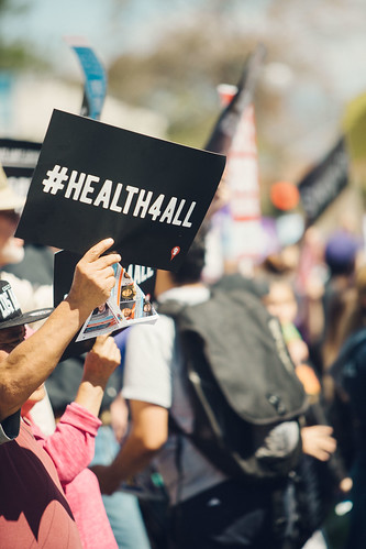 Rally to Save the ACA | by mollyktadams