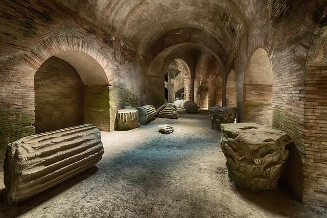 Flavian Amphitheater II